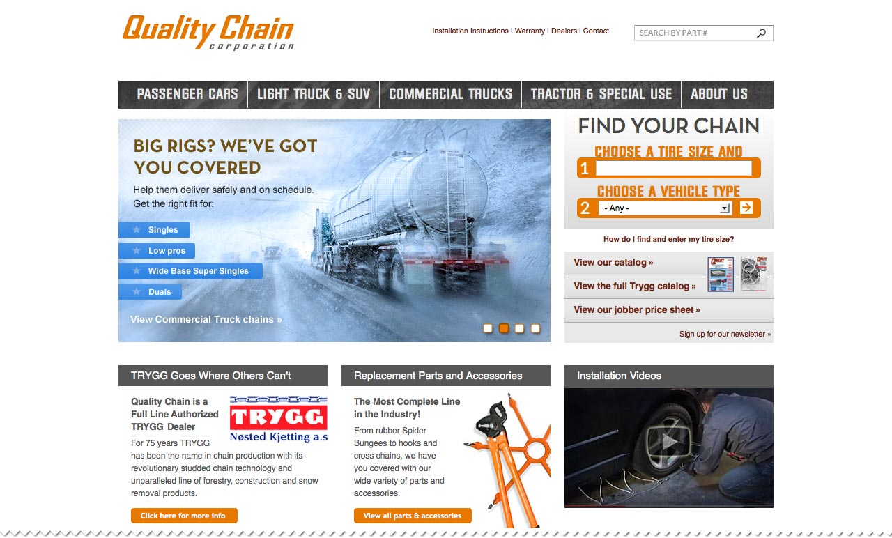 Quality Chain Corp.